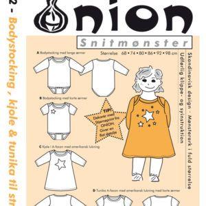 Onion 10022 snitmønster
