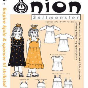 Onion 20036 snitmønster