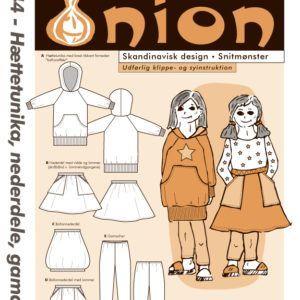 Onion 20044 snitmønster