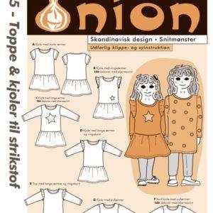 Onion 20045 Snitmønster