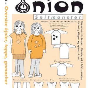 Onion 20046 snitmønster