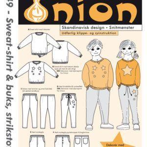 Onion 20049 snitmønster