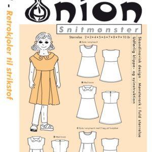 Onion 20051 snitmønster