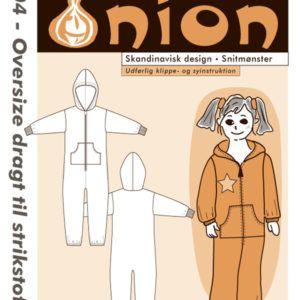 Onion 40003 snitmønster