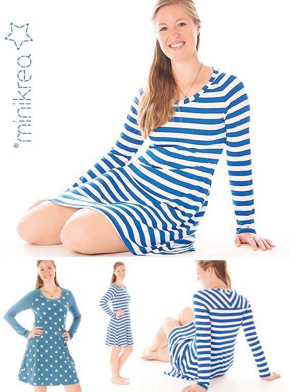 minikrea 70044 jersey kjole