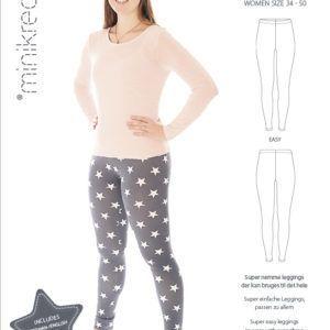 minikrea leggins mønster