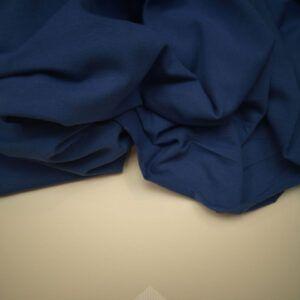 blå bomulds jersey
