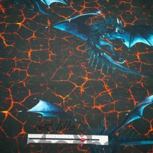 digital orintet lava og drager
