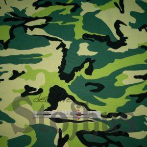 grøn camouflage