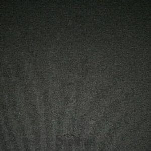 Rib 2x1 grå melange