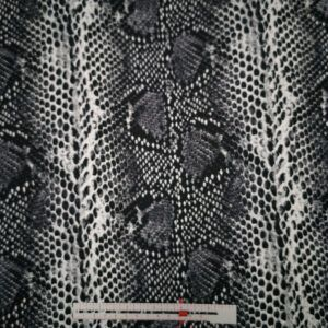 slange mønsteret bade lycra