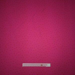prikket bomuldsjersey pink
