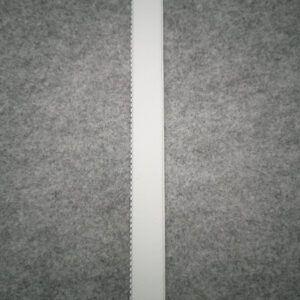 Undertøjs elastik 20 mm hvid