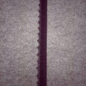 underbust mørk lilla 10 mm