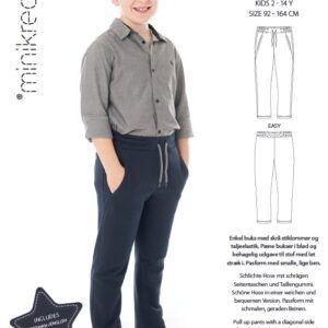 minikrea33320 pull up pants