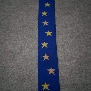 boxer shorts elastik blå med stjerner