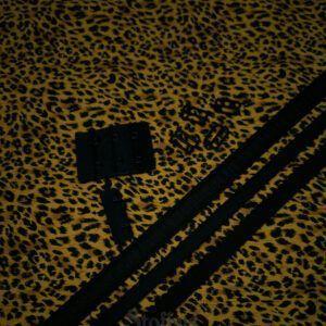 Bh/Trusse pakke gul leopard