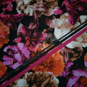 Bikini pakke Med store blomster