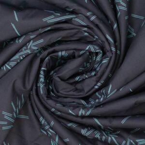 bomuld med print fibre mood 16