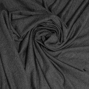 Bambus isoli mørke grå melange