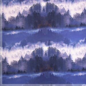 Isoli blå skov